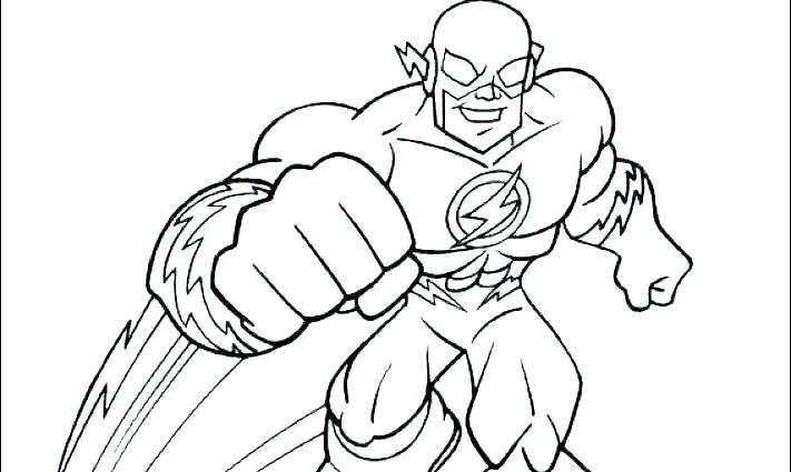 Awesome Flash Coloring Pages Ideas Superhero Coloring Pages Superhero Coloring Cartoon Coloring Pages