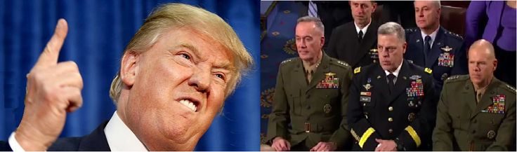 In the world of Trump it's everybody else's fault... | Trump Just Blamed Generals For His Botched Yemen Raid
