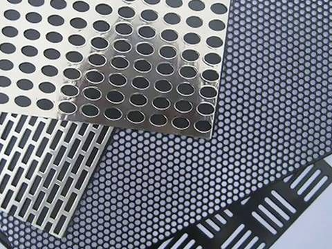 Perforated Steel Sheet Common Choice With Low Price Steel Sheet Perforated Metal Perforated