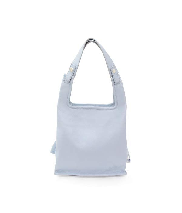 Supermarket Bag S Sky Blue | Lumi Accessories  www.shoplumi.com