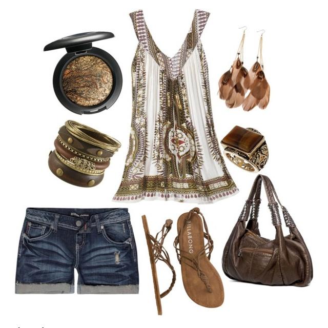 boho chic summer outfit boho pinterest chic summer