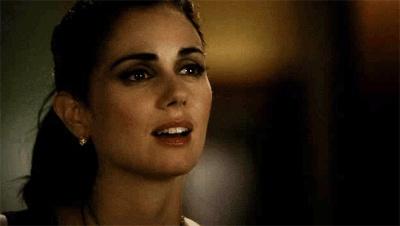 Mia Kirshner - Isobel Flemming - TVD - The Vampire Diaries