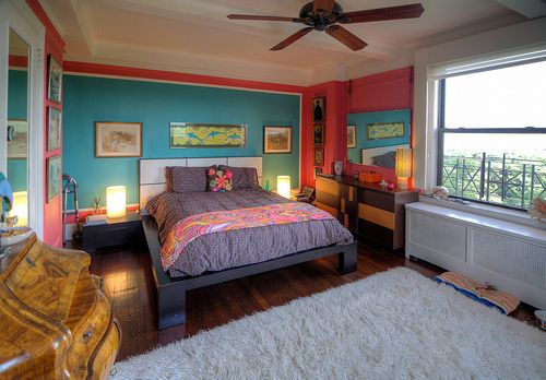 Surfer Girl Bedroom