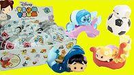 Juguetes Sorpresa Disney Tsum Tsum Serie 4 - Rapunzel Intensamentel Grandes Heroes