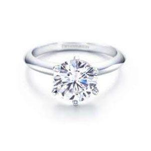 Tiffany  Co Carat Ring