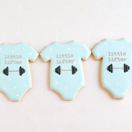 Perfectly appropriate for a #crossfit #mommytobe... - I Dream of Cookies