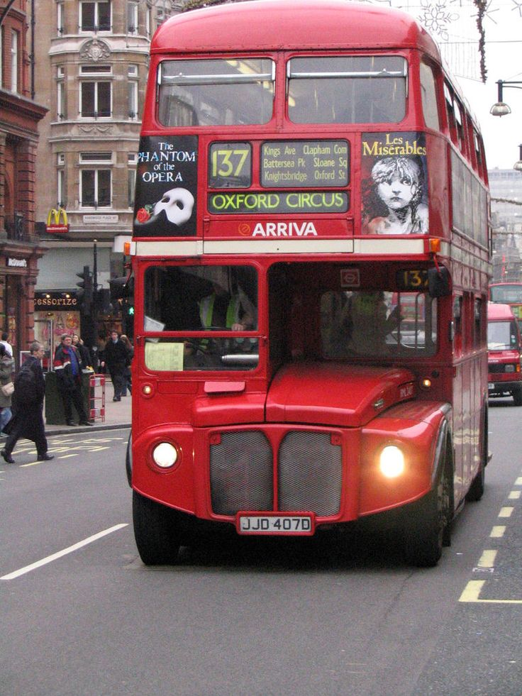 Old hop on and off London route masters...how many hours did I spend going to Kings Road on the 137!