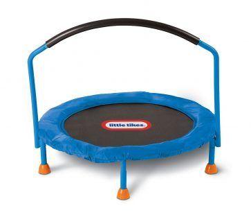 little tikes mini trampoline