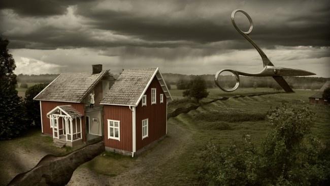 """Deep Cuts"" by Erik Johansson alltelleringet.com/portfolio/"
