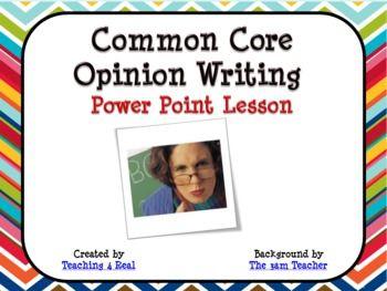 Persuasive Writing - PowerPoint PPT Presentation