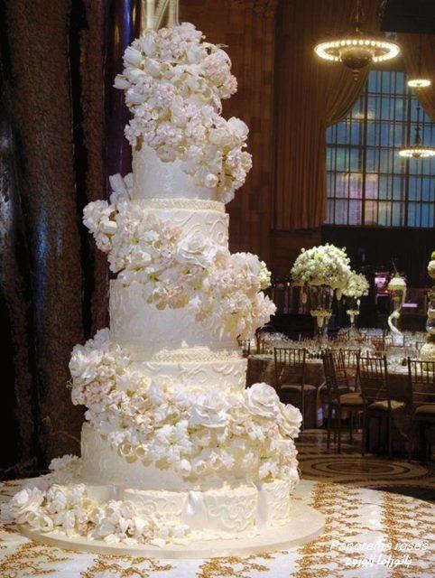 Wedding cakes = see if its still weeding cake