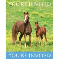 Wild Horses Invitations (8pk) $7.95 20895804