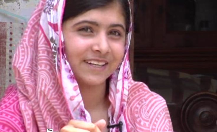 Malala Yousafzai Shot by the Taliban Is Going to Oxford