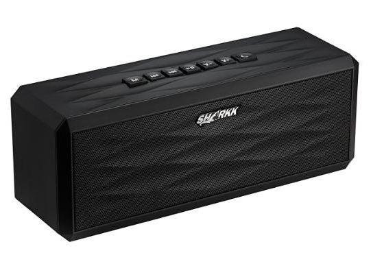 SHARKK Boombox Wireless Bluetooth Speaker Review - Portable Speakers HQ