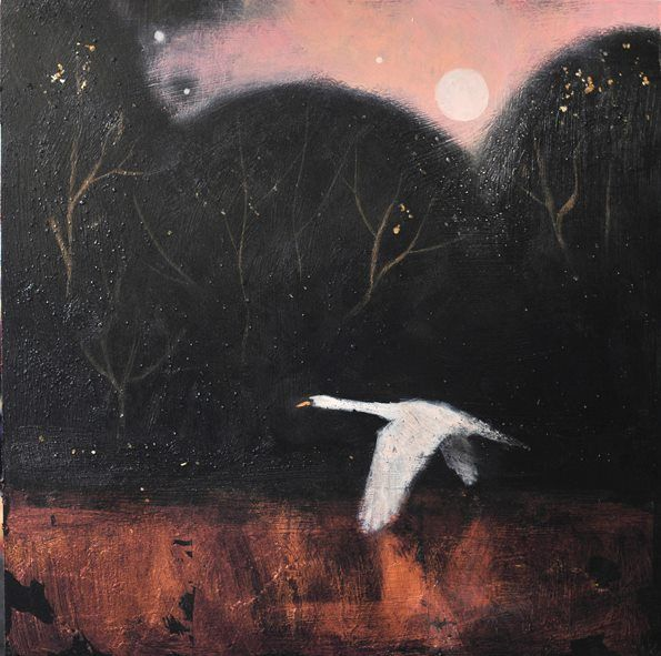 The river's deep scent rising by Catherine Hyde