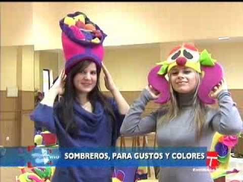 CLM en Vivo: Sombreros de Carnaval - YouTube