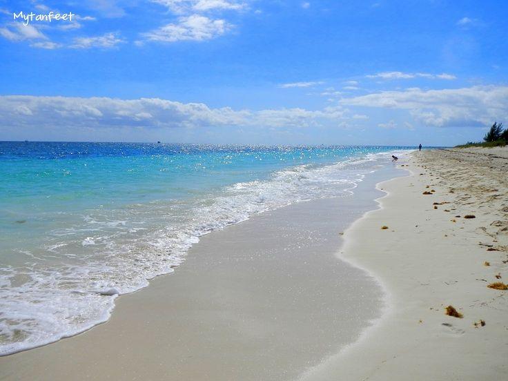 Coral Beach, Freeport #Bahamas #beach