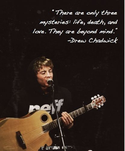quote by drew chadwick emblem3 e3gt�� pinterest