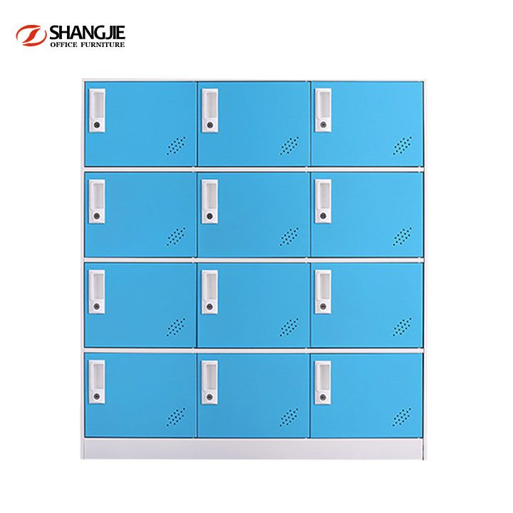 The Multi Door Storage Locker Suitable For 12 Person At Room It Has A Large Space Suitable For Home Gym Changing Room Break Room Locker Storage Gym Lockers