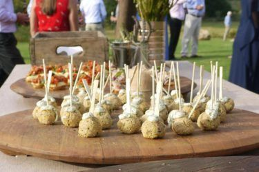 Pink Book Catering | The Flying Pan - Cape Town Wedding Catering - Pink Book