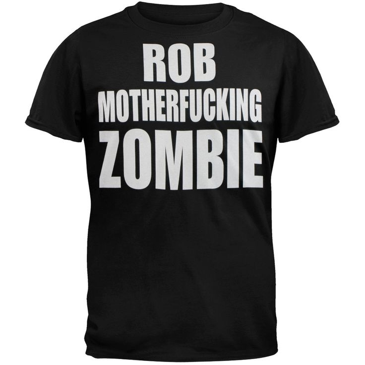Rob Zombie - Motherfucking T-Shirt
