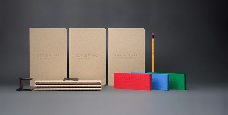 3 versions - Large notebooks, letterpress http://en.calepino.fr/s/20259_191359_large-notebook-plain-paper