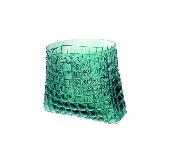 vanessa mitrani vase   Vanessa Mitrani Grid Bag Big Vase   Mohd Shop