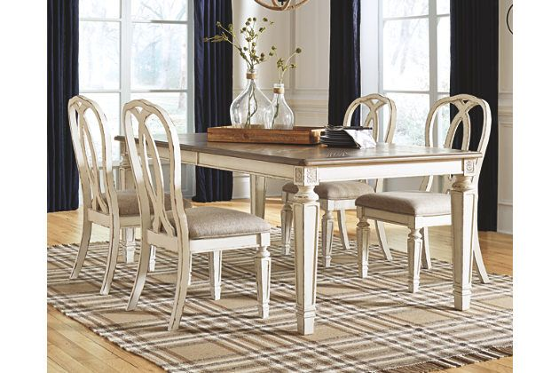 Realyn Dining Room Table Dining Room Remodel Dining Room Small