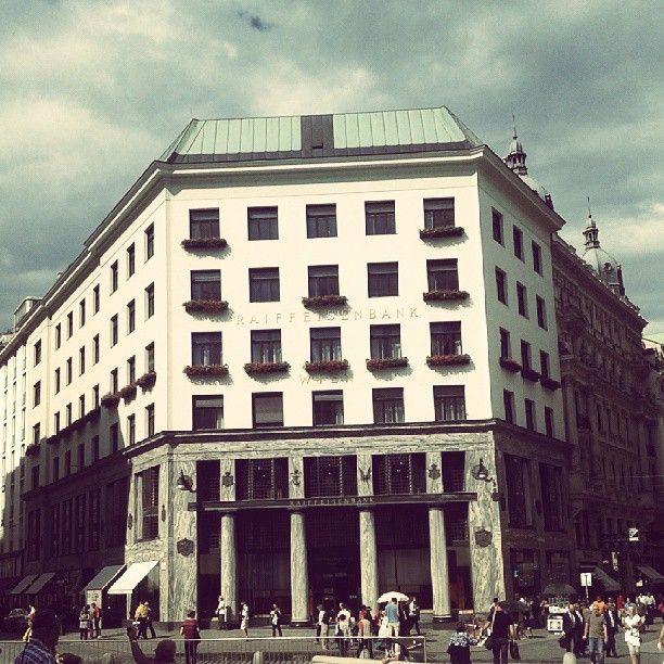 Loos Haus in Wien, Wien