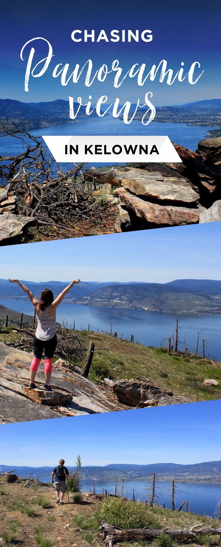 Unparalleled views of the Okanagan Valley will greet you on this amazing hike. Great for an easy stroll, an intensive hike, and even rock climbers! Check out this amazing park in the Okanagan.