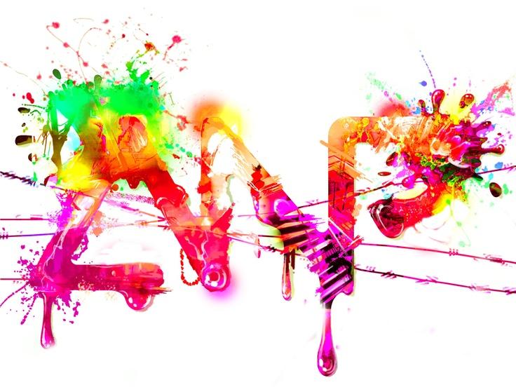 My majors festival logo design.