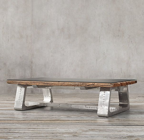 19 Best Metal Base Wood Coffee Tables Images On Pinterest Wood Coffee Tables Apartment Ideas