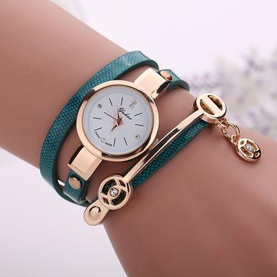 Часы-браслет (9 цветов)