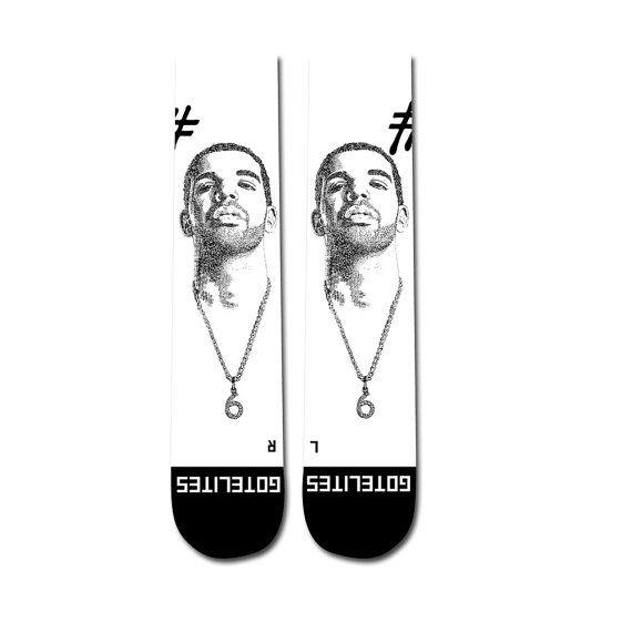 Custom Socks by Calisox on Etsy