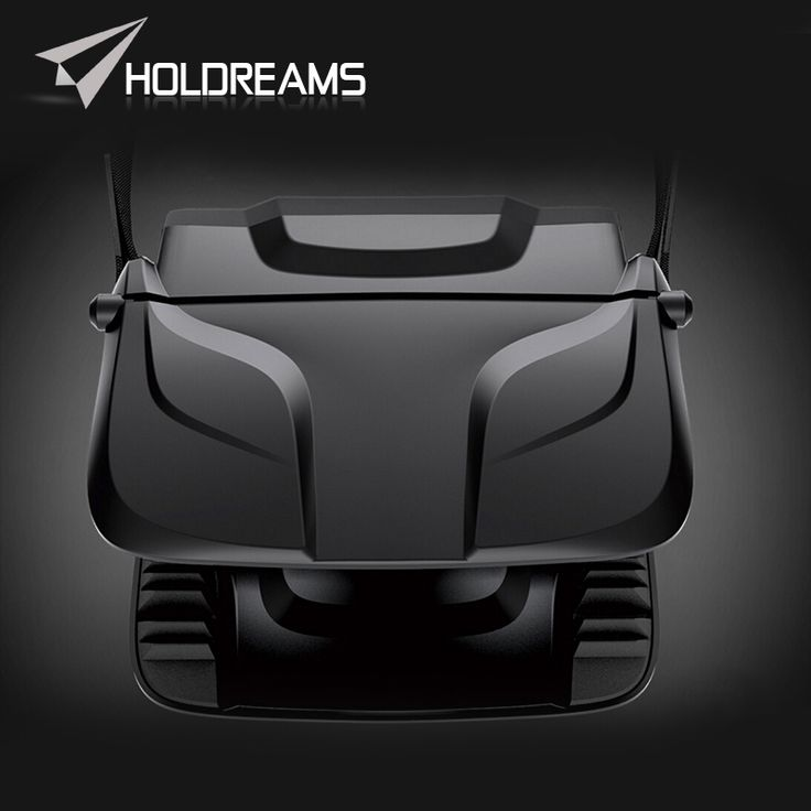 New Hot ANTVR VR Helmet Virtual Reality Helmet Head Mount Mobile Phone 3D Video…