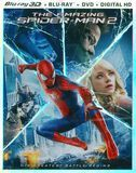 The Amazing Spider-Man 2 [Includes Digital Copy] [Ultraviolet] [3D] [Blu-ray/DVD] [Blu-ray/Blu-ray 3D/DVD] [Eng/Fre/Spa] [2014]