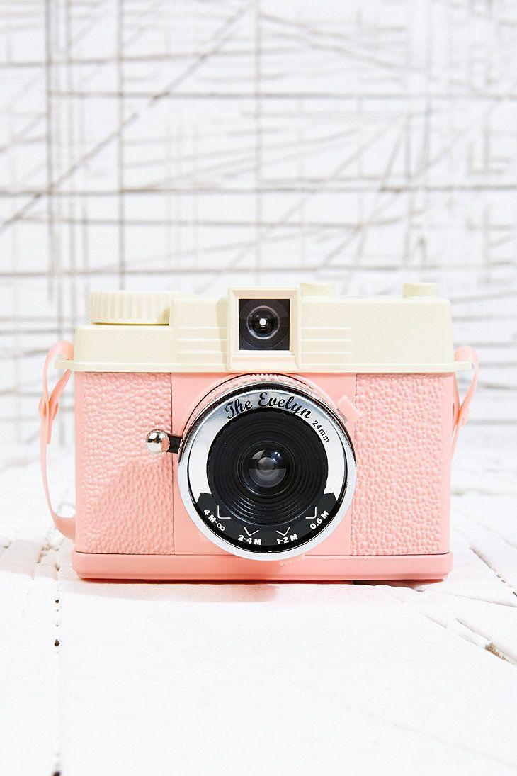 Lomography Mini Diana Evelyn Camera