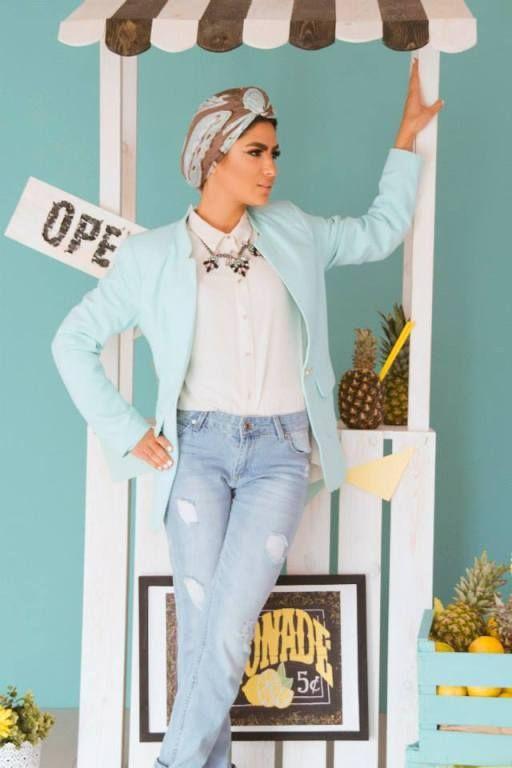 amazing hijab style