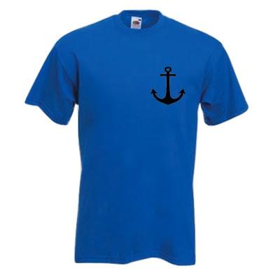 Blue Sailor T-Shirt Size: S M L X L. Order: 087782342244 info@excelcy.com  http://www.excelcy.com/2013/04/blue-sailor.html