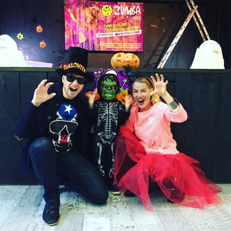 Бу:))) #zumbafamily #zumbavkieve #zumbaskseniey #party #halloween