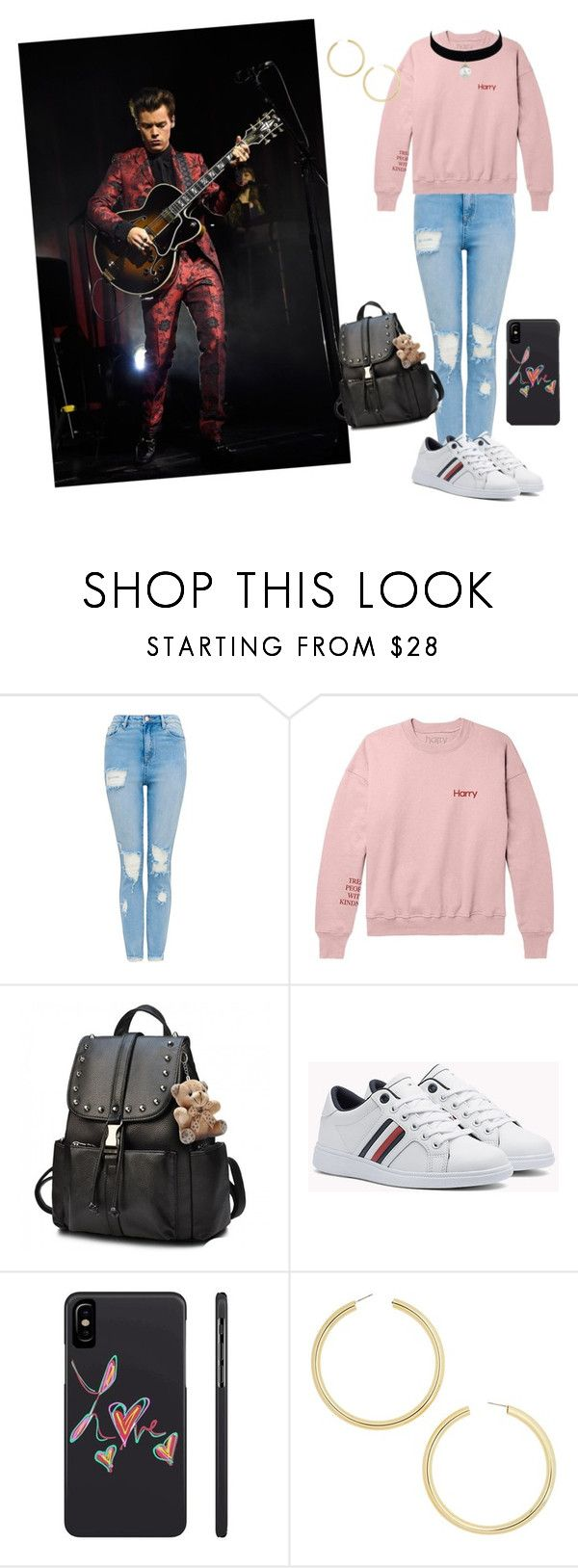 """Watching At Concert Harry Styles"" by elenadreams99 ❤ liked on Polyvore featuring BaubleBar"