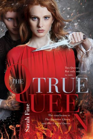 read the true queen online by sarah fine and download the true queen