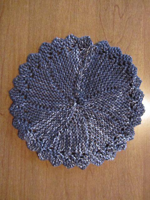 Ravelry: Carissa's Washcloths pattern by Lynn Bloch