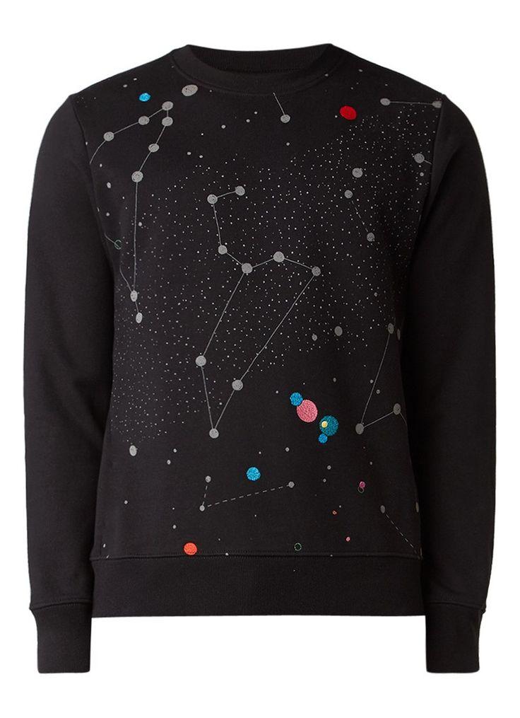 Op zoek naar Paul Smith Sweater met sterrenstelsel print ? Ma t/m za voor 22.00 uur besteld, morgen in huis door PostNL.Gratis retourneren.