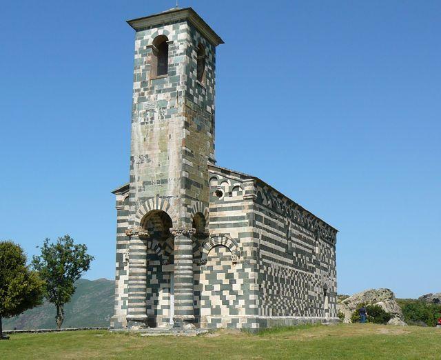 Eglises romanes de Corse - Art roman en Corse