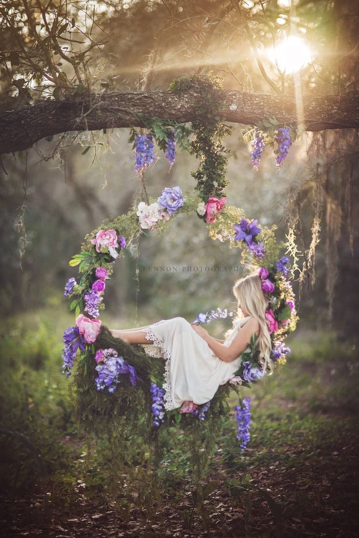 Lennon photography. Fairy swing by Enchatedfairyware@bigcartel.com