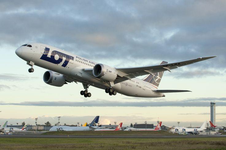 LOT Polish Airlines deschide bază la Budapesta și anunță zboruri spre Statele Unite