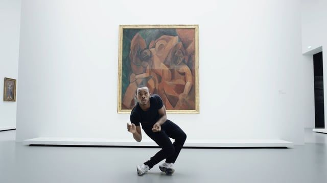 To mark the current exhibition at Foundation Louis Vuitton in Paris, Icons Of Modern Art: The Shchukin Collection, London-based director Andrew Margetson follows Memphis-born jookin' dancer Lil Buck as he twists and turns past masterpieces by the likes of Picasso and Matisse. Read more on NOWNESS - http://bit.ly/2gFf8j3