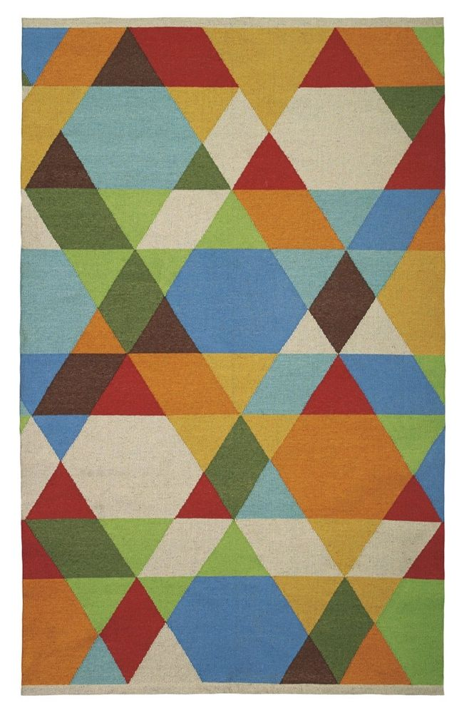 Genuine geometry makes modern art in this multicolored masterpiece for the…