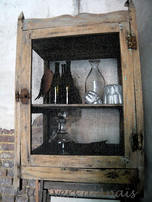 17 best ideas about meuble garde manger on pinterest for Garde meuble nice